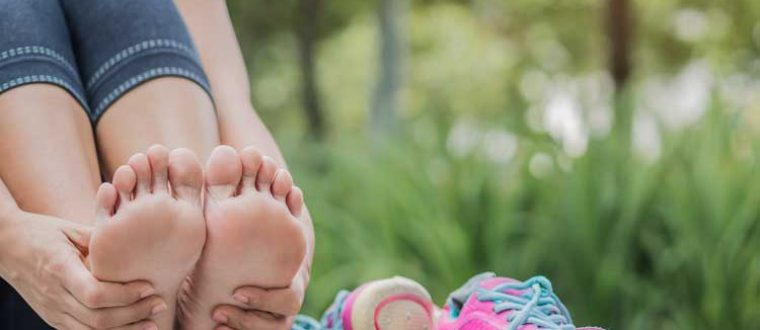 10 סיבות לכך שכפות הרגליים שלכם כואבות ואיך לטפל בהן
