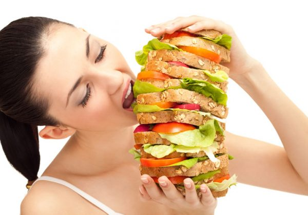 8 סיבות לכך שאתם רעבים