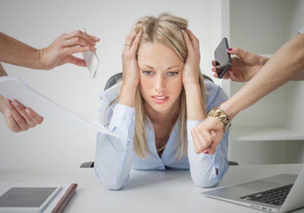 5 סימנים שקטים לכך שלחץ נפשי גורם לכם להיות חולים