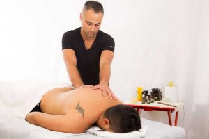 טיפול עיסוי משולב
