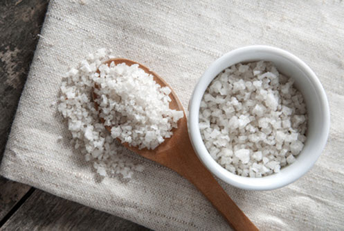 היתרונות הבריאותיים של מלח ים