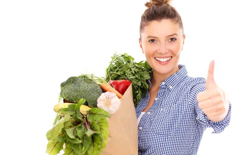מאכלים בריאים