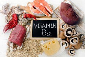 מאכלים שיש בהם ויטמין B12