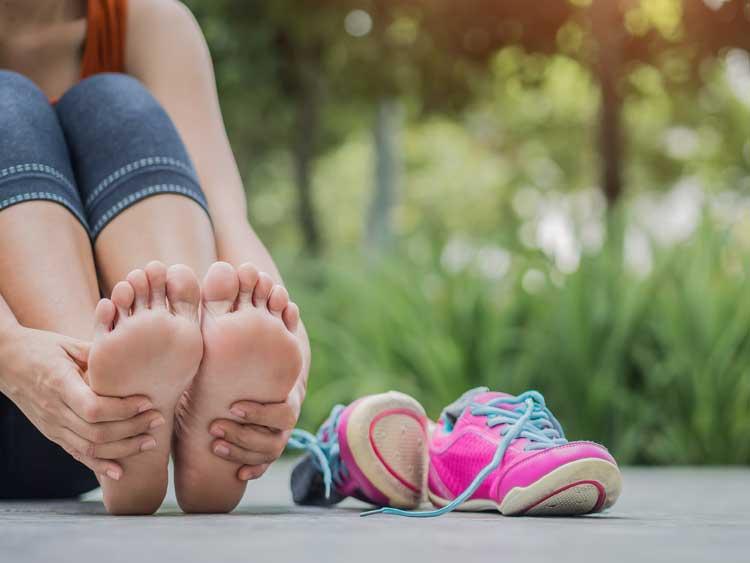 5 – סיבות לכך שכפות הרגליים שלכם כואבות