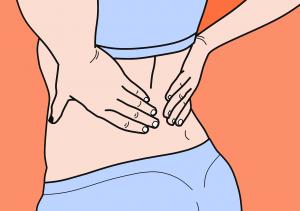כאבי רגליים | הקרנות לרגל | כאב בעצם הזנב