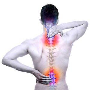 כאבי צוואר | כאבי גב תחתון