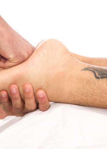 טיפול טבעי בכאב רגליים   כפות רגליים בתים