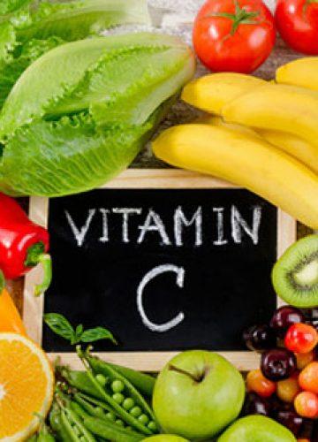 ויטמין C